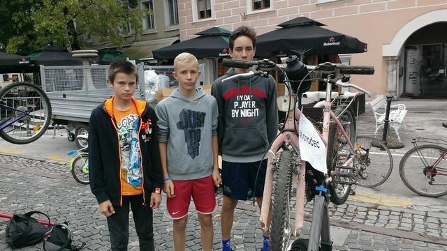 Tekmovanje v obnavljanju starih koles