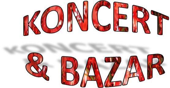 Koncert z bazarjem
