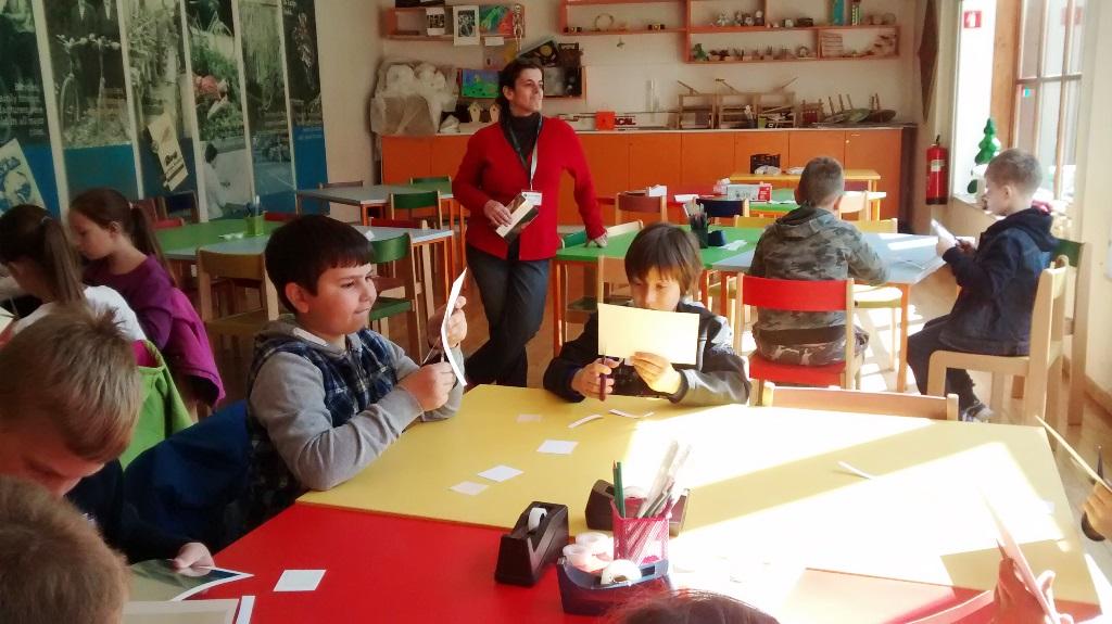 Obisk Tehniškega muzeja Bistra