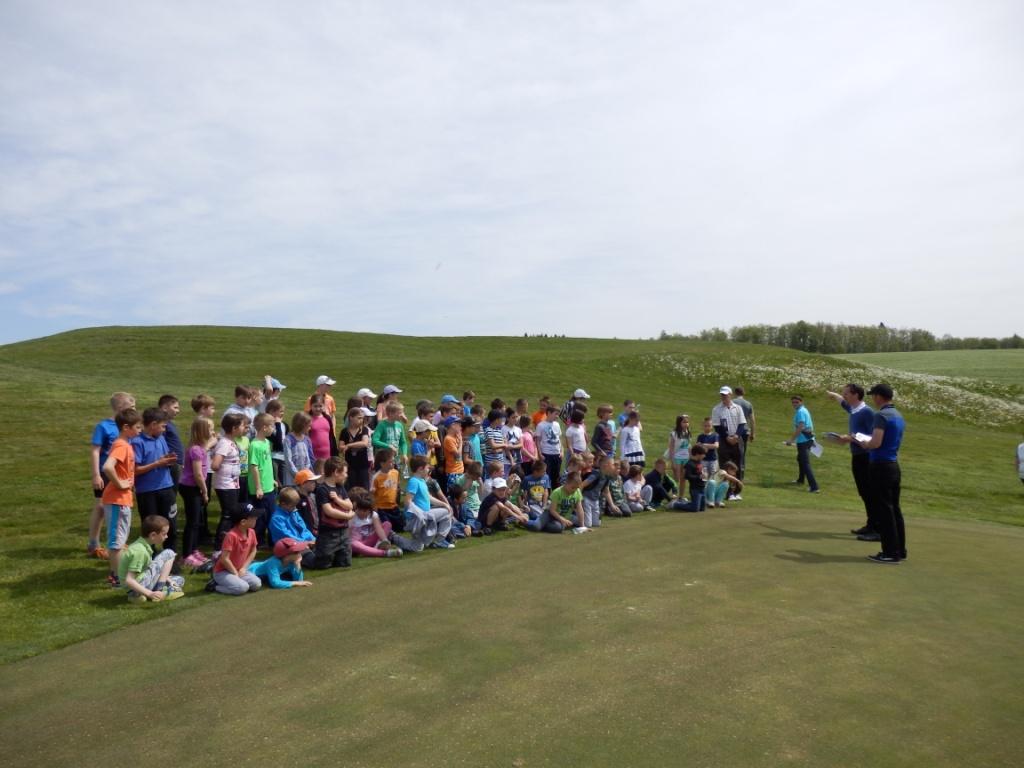 Medšolsko tekmovanje v golfu