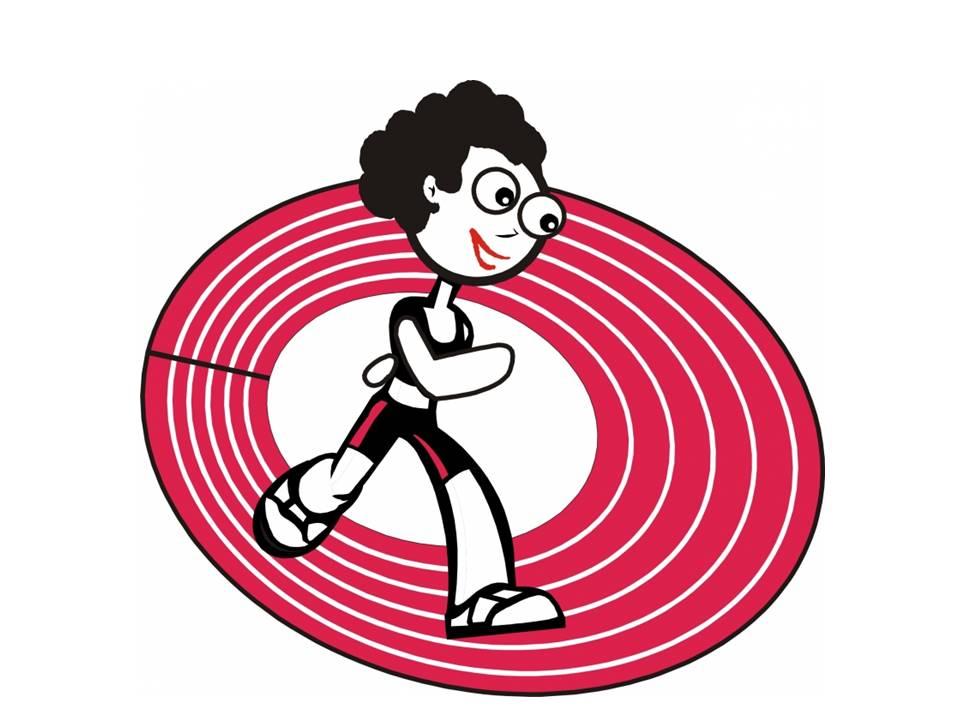 Športni dan: atletika