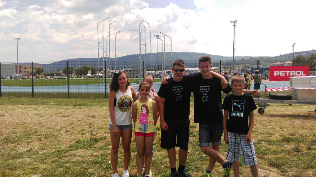 6. festival Šport mladih
