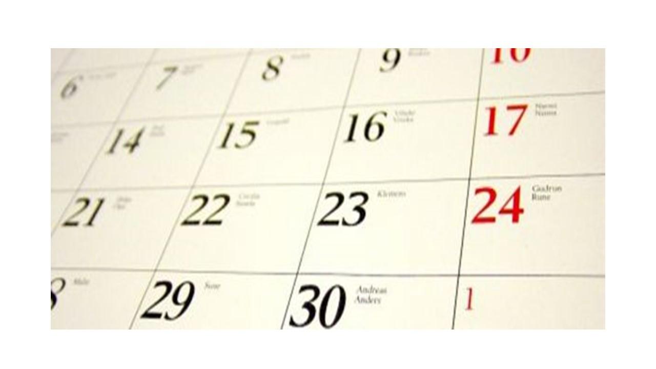 Zbiralna akcija starih koledarjev