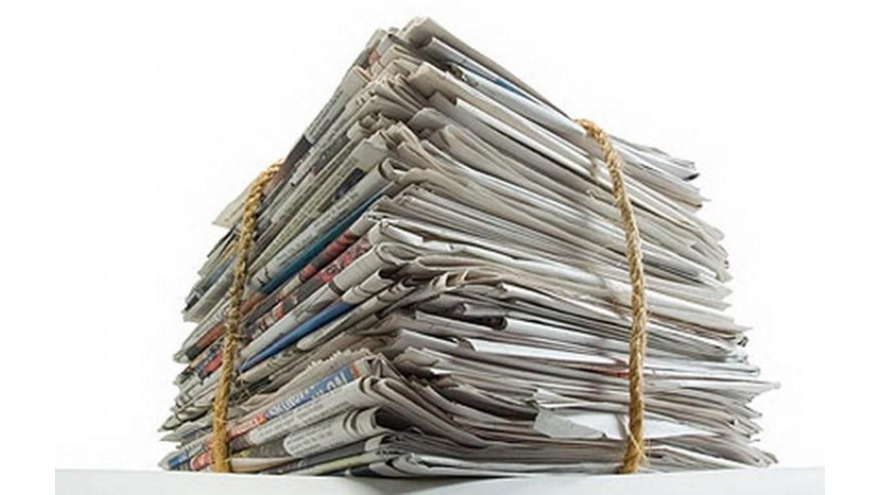 Jesenska akcija zbiranja papirja
