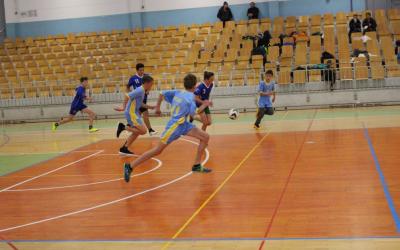 Občinsko prvenstvo v malem nogometu