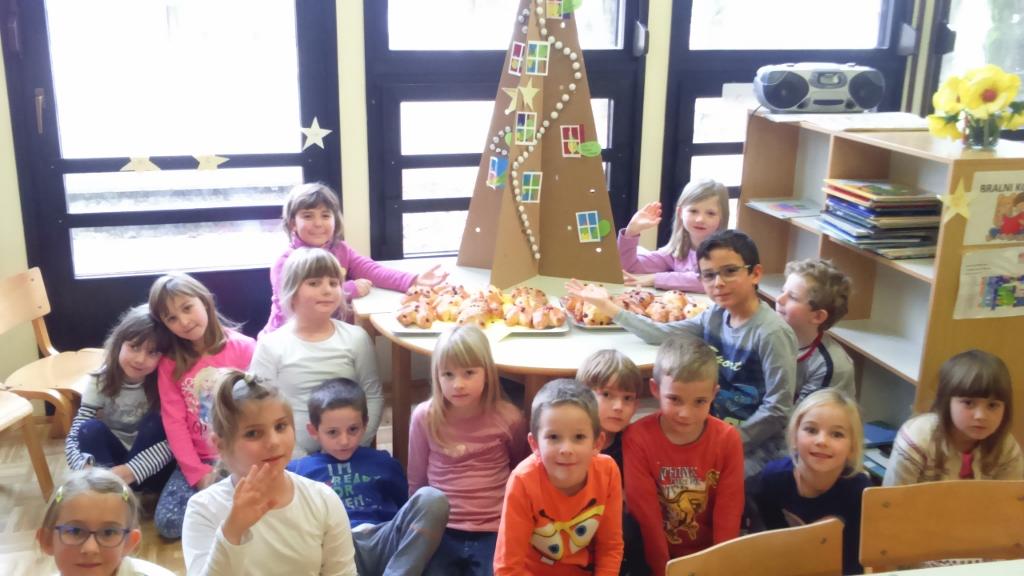 Tehniški dan za učence1. razreda: od pšenice do kruha