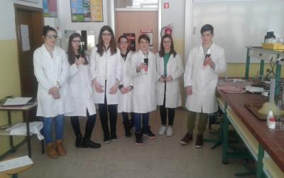 Naravoslovni dan na Srednji zdravstveni in kemijski šoli Novo mesto