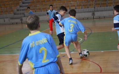 Občinsko prvenstvo v malem nogometu za mlajše dečke