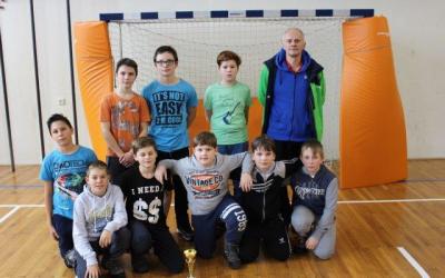 Občinsko prvenstvo v košarki za mlajše dečke