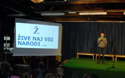 Proslava ob slovenskem kulturnem dnevu