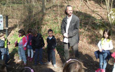 Svetovni dan gozdov v 1. razredu