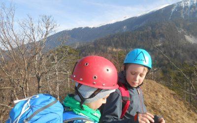 Ponedeljkov planinski pohod