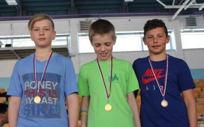 Občinsko prvenstvo v atletiki za najmlajše dečke in deklice