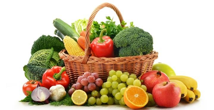 Sadje in zelenjava z roko v rok