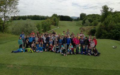 Prvenstvo osnovnošolcev v golfu