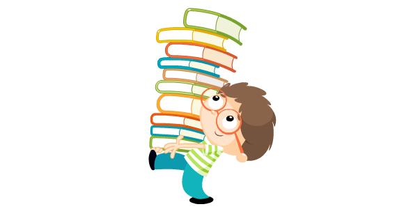 Obvestilo o vračanju učbenikov iz učbeniškega sklada za učence od 3. do 9. razreda