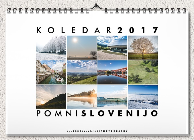 Recikliranje koledarjev 2017