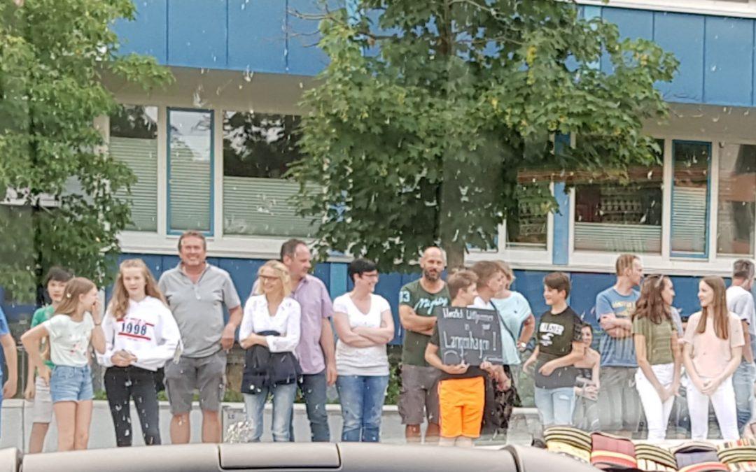 Mednarodna izmenjava v Langenhagnu